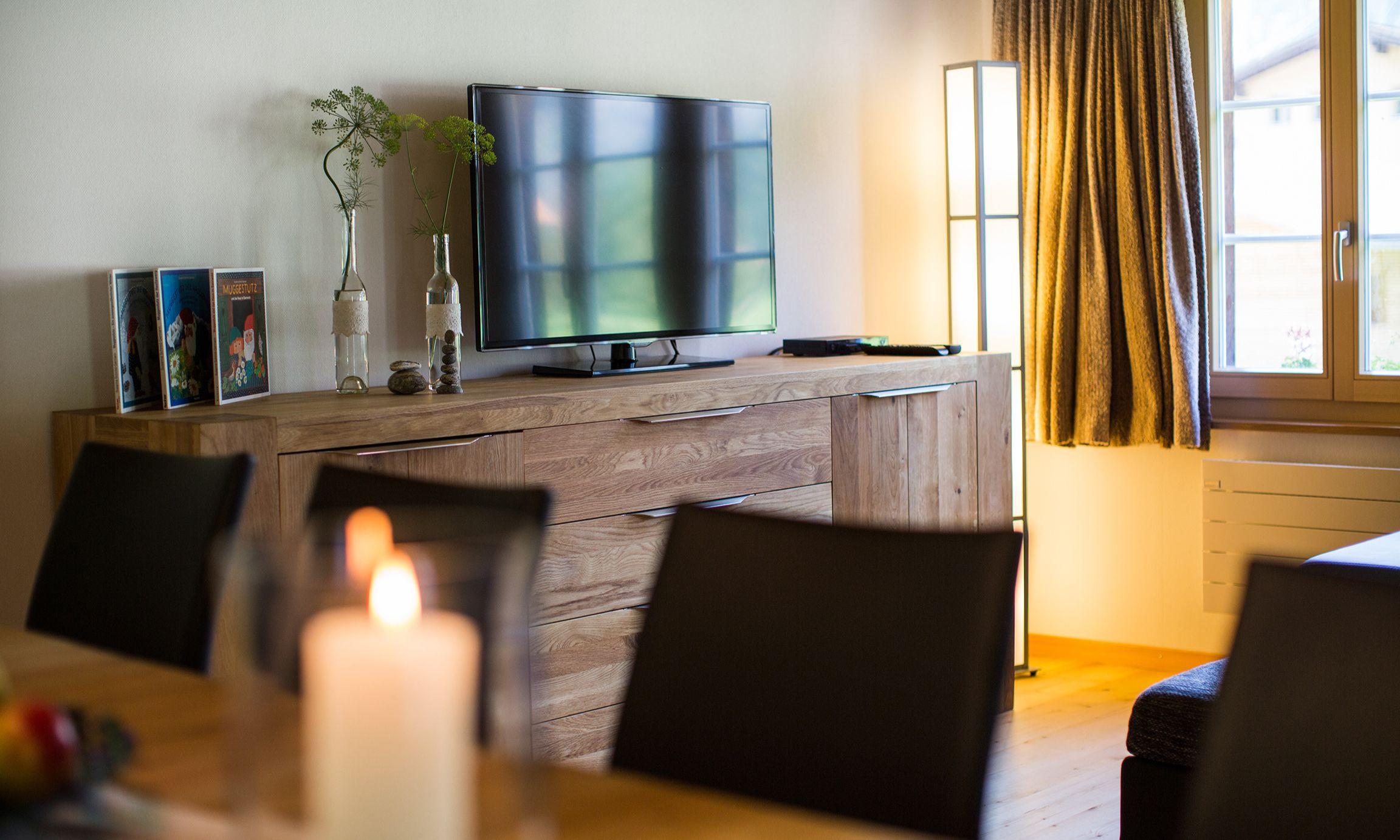 Ess- und Wohnzimmer (2)